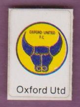 Oxford United Badge (B)